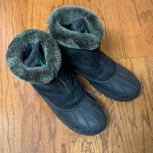 Itasca thinsulate boot size 9